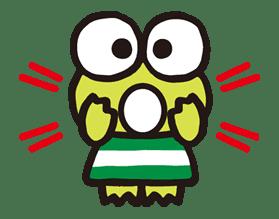 KEROKEROKEROPPI sticker #16364