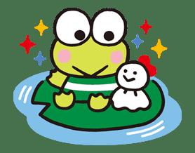 KEROKEROKEROPPI sticker #16368