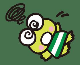 KEROKEROKEROPPI sticker #16369