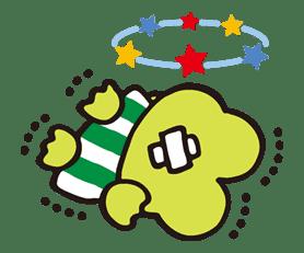 KEROKEROKEROPPI sticker #16377