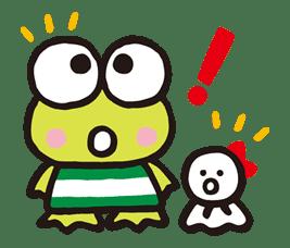 KEROKEROKEROPPI sticker #16380