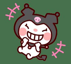 SANRIO CHARACTERS (Cartoon) sticker #16644