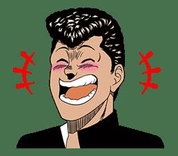 BE-BOP-HIGHSCHOOL sticker #35372