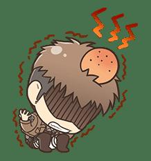 Attack on Titan Chimi-Chara Ver. sticker #47024