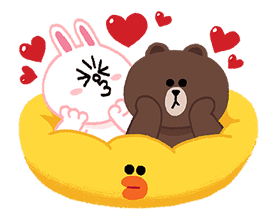 LINE Characters: Cuter Is Better sticker #69860