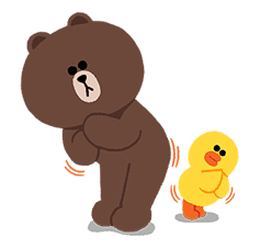 LINE Characters: Cuter Is Better sticker #69861
