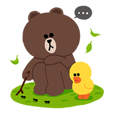 LINE Characters: Cuter Is Better sticker #69862