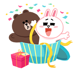LINE Characters: Cuter Is Better sticker #69869