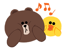 LINE Characters: Cuter Is Better sticker #69870