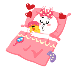 LINE Characters: Cuter Is Better sticker #69871