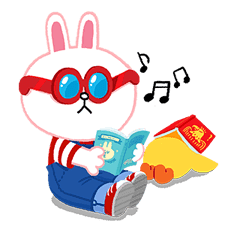 LINE Characters: Cuter Is Better sticker #69873
