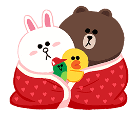 LINE Characters: Cuter Is Better sticker #69879