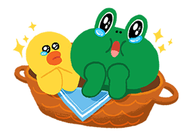 LINE Characters: Cuter Is Better sticker #69883