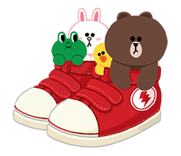 LINE Characters: Cuter Is Better sticker #69890