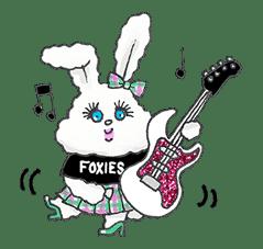 FOXY sticker #79950