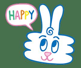 Thunder Bunny sticker #138482