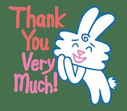Thunder Bunny sticker #138483