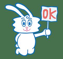 Thunder Bunny sticker #138484