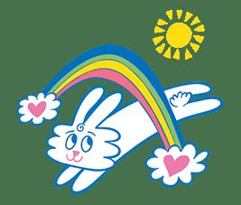 Thunder Bunny sticker #138486
