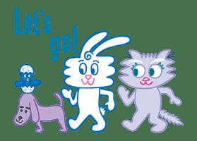 Thunder Bunny sticker #138489