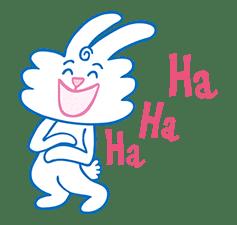 Thunder Bunny sticker #138490