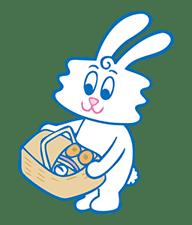 Thunder Bunny sticker #138498