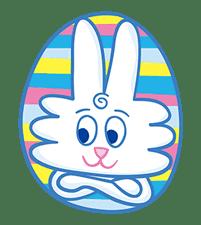 Thunder Bunny sticker #138500