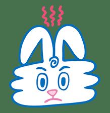 Thunder Bunny sticker #138509