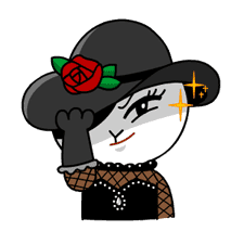 LINE Characters: Burning Emotion sticker #1317048