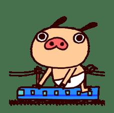 PANPAKA PANTS - Animated Stickers sticker #1477753