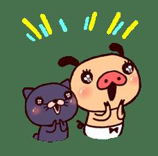 PANPAKA PANTS - Animated Stickers sticker #1477755