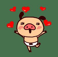 PANPAKA PANTS - Animated Stickers sticker #1477761