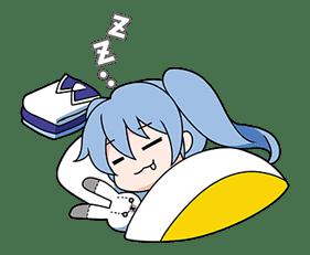 Hatsune Miku SNOW MIKU Collection sticker #3583083