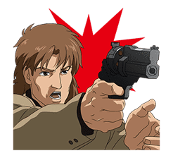 GHOST IN THE SHELL STAND ALONE COMPLEX sticker #4474486