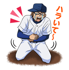 Ace of Diamond sticker #5138041