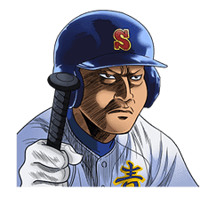 Ace of Diamond sticker #5138046