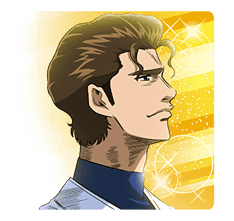 Ace of Diamond sticker #5138057