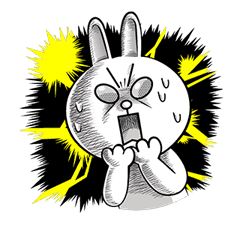 LINE Characters: Hamming It Up sticker #5607202