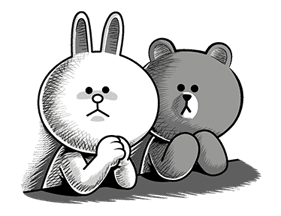 LINE Characters: Hamming It Up sticker #5607217