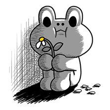 LINE Characters: Hamming It Up sticker #5607218