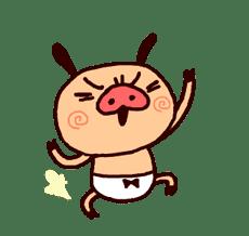Dancing PANPAKA PANTS Vol. 3 sticker #5727687