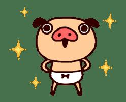 Dancing PANPAKA PANTS Vol. 3 sticker #5727689