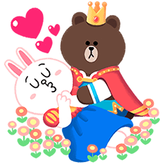 LINE Friends: Fairy Tales