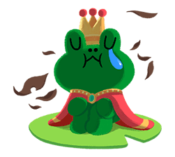 LINE Friends: Fairy Tales sticker #7670745