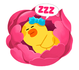 LINE Friends: Fairy Tales sticker #7670753