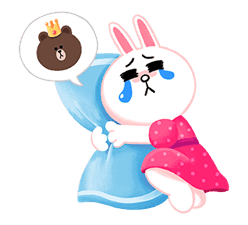 LINE Friends: Fairy Tales sticker #7670765