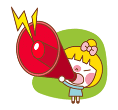 Yelly sticker #2353