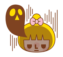 Yelly sticker #2363