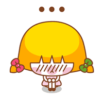 Yelly sticker #2366