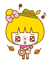 Yelly sticker #2370